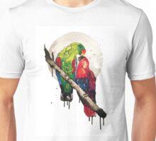 Eclectus Parrots Unisex T-Shirt