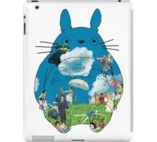 Ghibli - Miyazaki universe - Totoro iPad Case/Skin