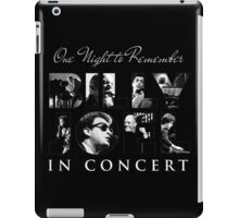 Billy Joel Return iPad Case/Skin