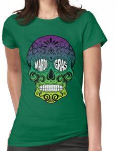 Mardi Gras Skull T-Shirt