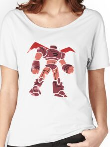 Big Hero Robot Women's Relaxed Fit T-Shirt