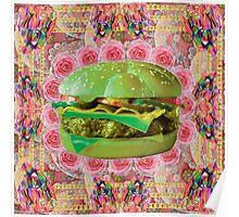 princess slime burger Poster