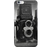 Twin Lens Trio iPhone Case/Skin
