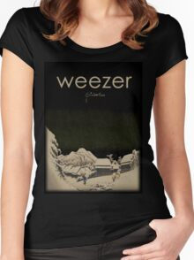 Weezer - Pinkerton Women's Fitted Scoop T-Shirt