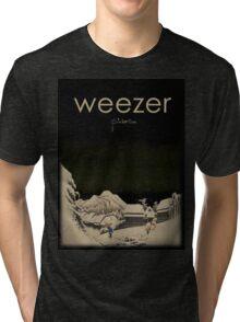 Weezer - Pinkerton Tri-blend T-Shirt