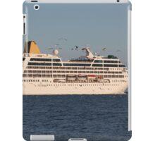 Cruise ship ADONIA iPad Case/Skin