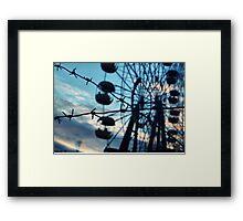 Chernobyl / Pripyat Framed Print