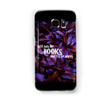 Buy Me Books Samsung Galaxy Case/Skin