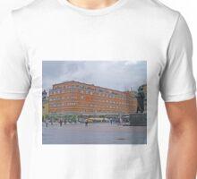 Tanurdzic Palace, Freedom Square, Novi Sad, Serbia  Unisex T-Shirt