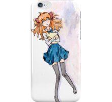 Sakura Chiyo from Gekkan Shoujo Nozaki-kun iPhone Case/Skin