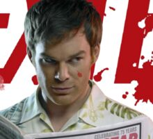 Dexter Kill the killer Sticker