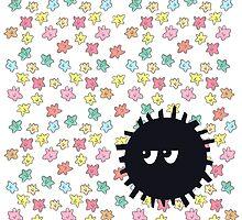 Irritated Soot Sprite by missmann