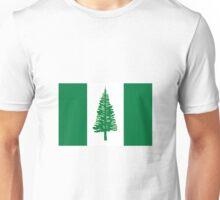 Norfolk Island Flag Unisex T-Shirt