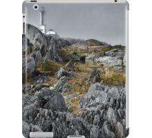 Nova Scotia's Rocky Shore iPad Case/Skin