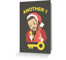 DJ Khaled: Another Key to Success  Greeting Card