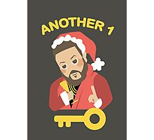 DJ Khaled: Another Key to Success  Photographic Print