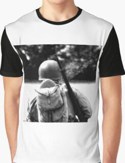 Bullets and Cigarettes Graphic T-Shirt