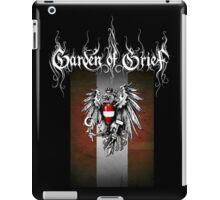 Austrian Black Metal iPad Case/Skin