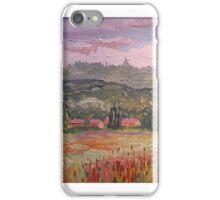 Old Brickyard Field iPhone Case/Skin