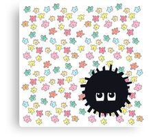 Inner Soot Sprite Canvas Print