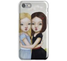 Snow White & Rose Red  iPhone Case/Skin