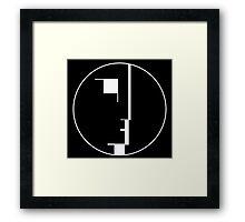 Bauhaus Framed Print