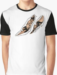 Ripped (pale) Graphic T-Shirt