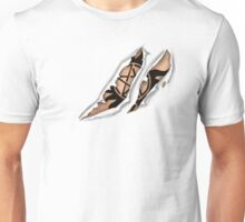 Ripped (pale) Unisex T-Shirt