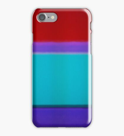 RMC bands iPhone Case/Skin