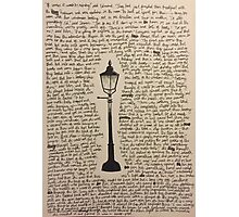 The Lamp Post Photographic Print
