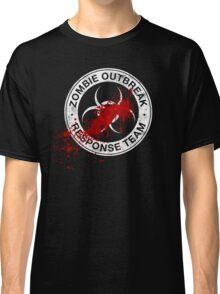 Zombie Outbreak Response Team Classic T-Shirt