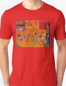 A Jazzy Bunch T-Shirt