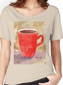 Coffee, coffee, coffee! Women's Relaxed Fit T-Shirt