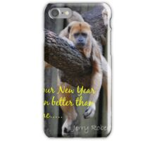 Happy New Year-2016 iPhone Case/Skin
