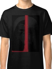 Star wars Dath Vader and Kylo Ren Classic T-Shirt
