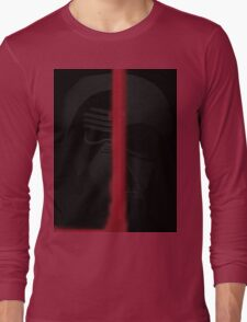 Star wars Dath Vader and Kylo Ren Long Sleeve T-Shirt