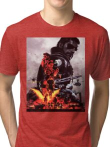 Metal Gear Solid V - The Phantom Pain Tri-blend T-Shirt