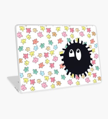 Goofy Soot Sprite Laptop Skin