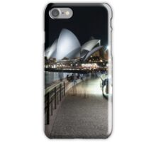 The Ghosts of Tourists Past iPhone Case/Skin