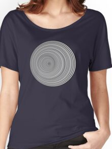 Psychedelic Whirlpool Women's Relaxed Fit T-Shirt