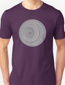 Psychedelic Whirlpool Unisex T-Shirt