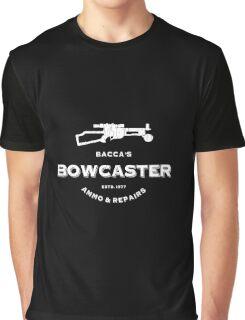 Bowcaster Ammo & Repair Graphic T-Shirt