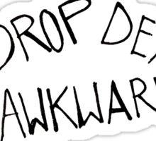 Drop Dead Kitten Sticker
