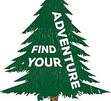 Find Your Adventure by ericbracewell