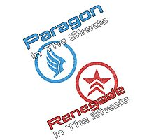 Paragon In The Streets Renegade In The Sheets Photographic Print