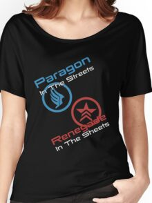 Paragon In The Streets Renegade In The Sheets Women's Relaxed Fit T-Shirt
