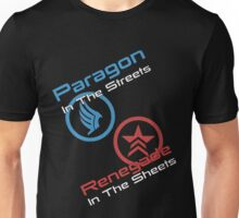 Paragon In The Streets Renegade In The Sheets Unisex T-Shirt