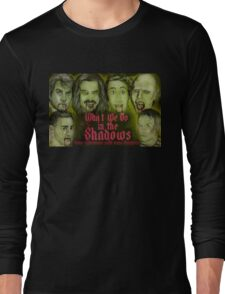 What We Do In The Shadows Long Sleeve T-Shirt