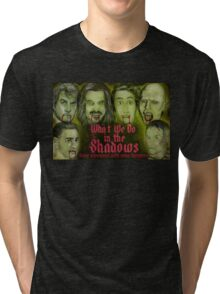 What We Do In The Shadows Tri-blend T-Shirt