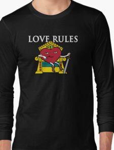 Love Rules Long Sleeve T-Shirt
